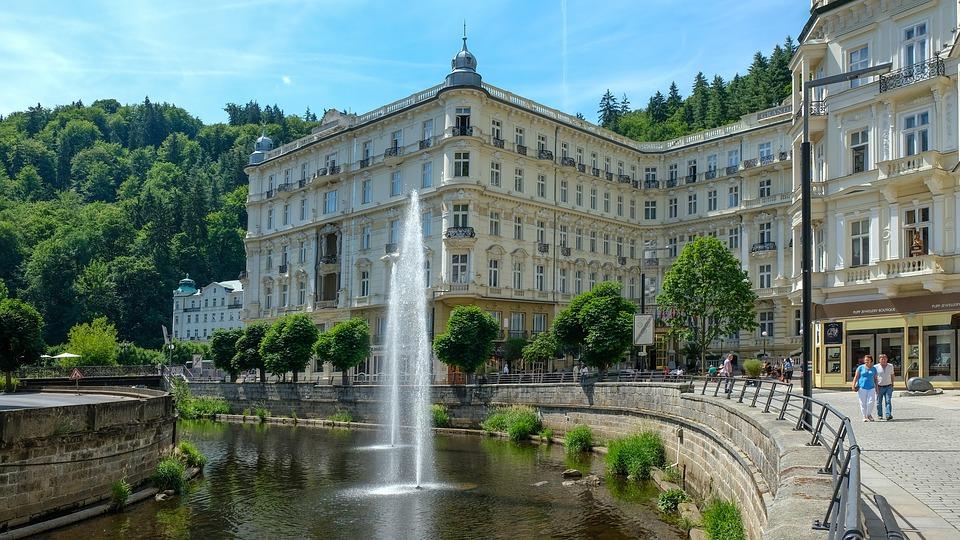 Карловы Вары — жемчужина Чехии