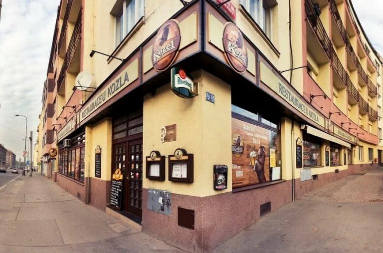 Лучшие пивные Жижкова. Прага.